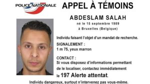 Appel A Temoins_terror suspect on the run_11 15 15