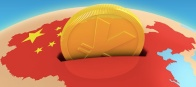 China_KWN_Coin in Globe