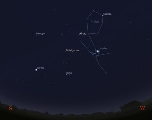Taurus_Alnath wide field view chart