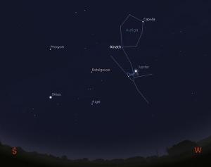 Taurus_Alnath wide field view chart