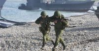 09 21 15_RussianMarines battle ISIS in Syria