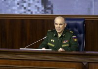 Lt General Sergey Rudskoy_evidence briefing against Turky Isis oil