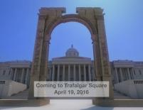Arch of victory_Palmyra