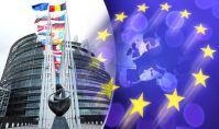 EU-One World split graphic