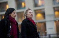 Hillary Clinton_Huma Abedin