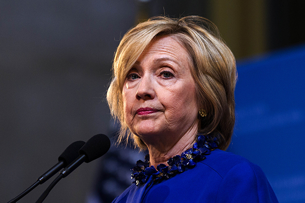Were Hillary's health issues a surprise to theNWO?