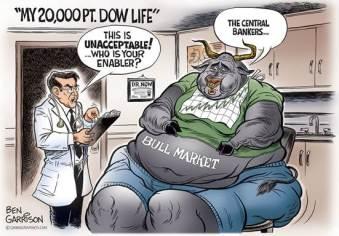 Obese Bull_Enabler_Central Bankers_June 2017