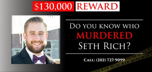 Seth Rich_Reward