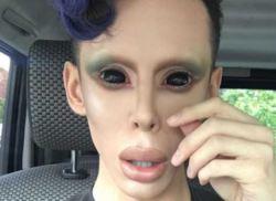 Vinny Ooh_Genderless Alien