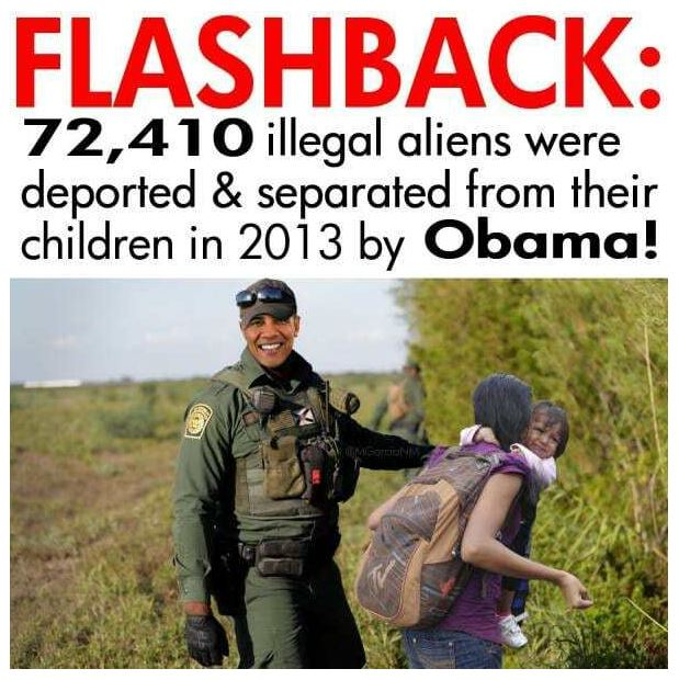 Obama separated families