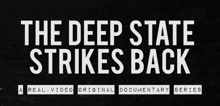 Deep State Strikes Back documentary graphic