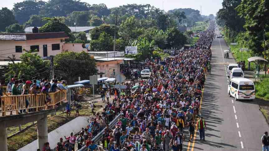 migrant-caravan 10-30-18