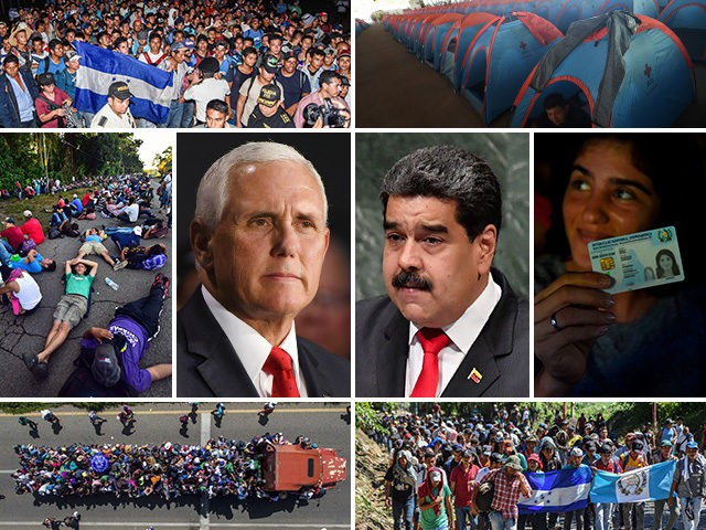 mike-pence-nicolas-maduro-migrant-caravan-getty-640x480