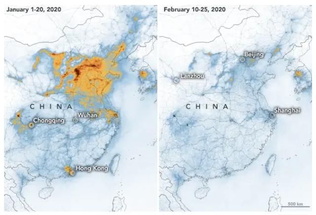 China_no emissions factories shut down